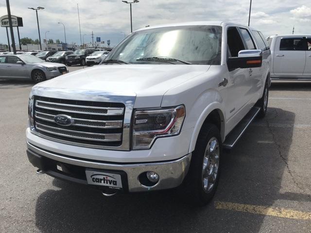 Pre-Owned 2013 Ford F-150 King Ranch