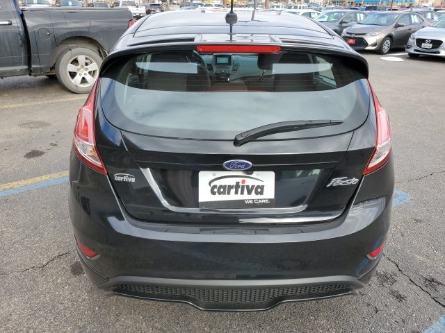 Pre-Owned 2019 Ford Fiesta ST
