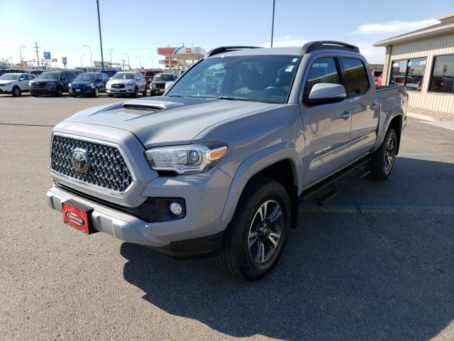 Certified Pre-Owned 2018 Toyota Tacoma TRD Sport