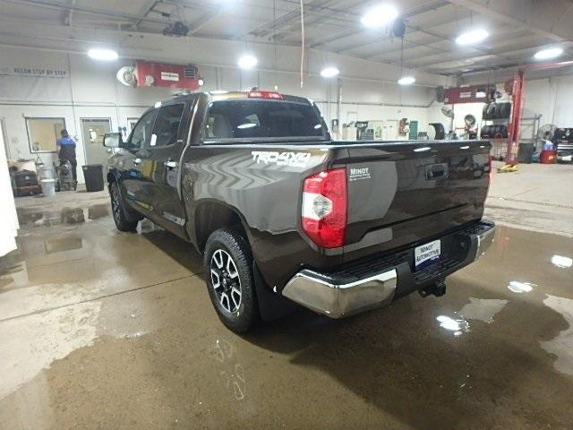 New 2020 Toyota Tundra LTD