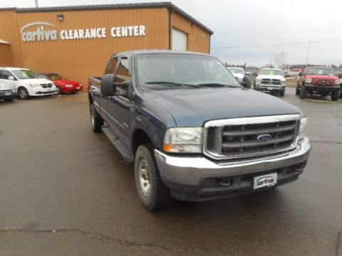 Pre-Owned 2004 Ford F-350SD XLT
